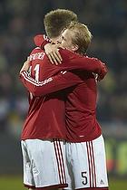 Nicklas Bendtner, m�lscorer (Danmark), Nicolai Boilesen (Danmark)
