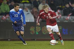 Fabian Johnson (USA), Daniel Wass (Danmark)