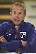 Jurgen Klinsmann, anf�rer (USA)