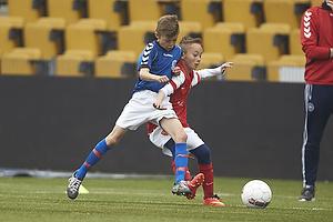 J�gersborg Boldklub - Helsinge Fodbold