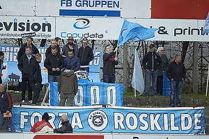 FC Roskilde fans