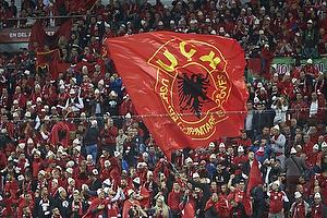 Albanske fans