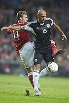 Nicklas Bendtner (Danmark), Ajeti Arlind (Albanien)