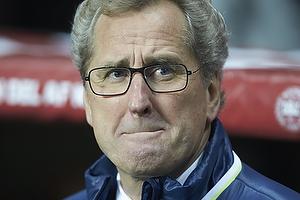 Erik Hamren, cheftr�ner (Sverige)