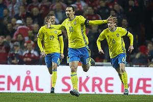 Zlatan Ibrahimovic, m�lscorer (Sverige)