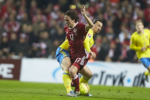 Thomas Delaney (Danmark), Zlatan Ibrahimovic (Sverige)