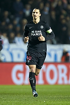 Zlatan Ibrahimovic, anf�rer (Paris Saint-Germain)