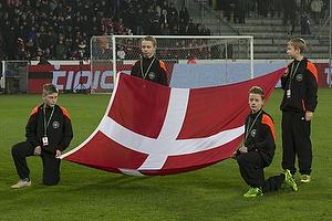 Danmark - Island