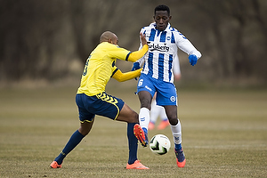 Rodolph William Austin (Br�ndby IF), Mohammed Alimou Diarra (Ob)