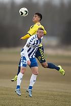 Svenn Crone (Br�ndby IF), Anders Thomsen (Ob)