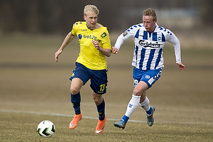 Johan Larsson (Br�ndby IF), Anders Thomsen (Ob)