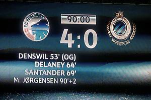 FC K�benhavn - Club Brugge KV