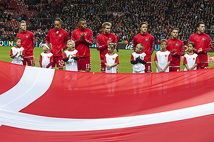 Danmark - Montenegro