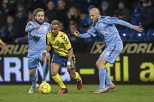 Kasper Fisker (Randers FC), Hany Mukhtar (Br�ndby IF)