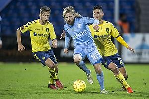 Kasper Fisker (Randers FC), Svenn Crone (Br�ndby IF)