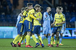 Christian Jakobsen (Br�ndby IF), Hany Mukhtar (Br�ndby IF), Jan Kliment (Br�ndby IF), Andrew Hjulsager (Br�ndby IF)