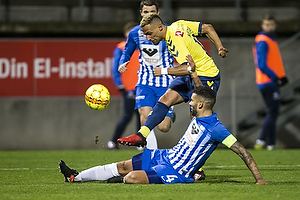 Hany Mukhtar (Br�ndby IF), Victor Palsson (Esbjerg fB)