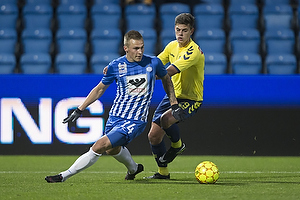 Jan Kliment (Br�ndby IF), Marco Lund (Esbjerg fB)