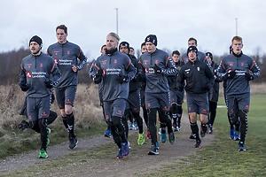 Træningsstart i Brøndby IF