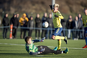 Marc Lyster (Roskilde KFUM), Jan Kliment (Br�ndby IF)
