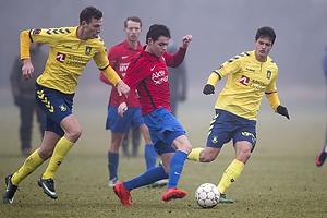 Gustaf Nilsson (Br�ndby IF), Christian N�rgaard (Br�ndby IF)