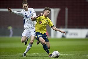 Rasmus Falk (FC K�benhavn), Gregor Siko�ek (Br�ndby IF)