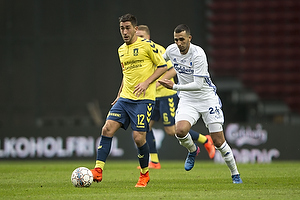 Frederik Holst (Br�ndby IF), Youssef Toutouh (FC K�benhavn)