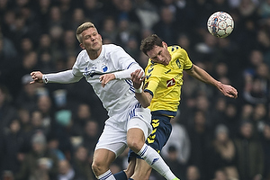 Andreas Cornelius (FC K�benhavn), Benedikt R�cker (Br�ndby IF)