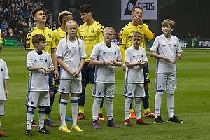 Gregor Siko�ek (Br�ndby IF), Christian N�rgaard (Br�ndby IF), Kamil Wilczek (Br�ndby IF)