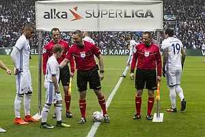 Mathias Zanka J�rgensen, anf�rer (FC K�benhavn), Jakob Kehlet, dommer