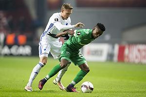 Ludwig Augustinsson (FC K�benhavn), Jonathan Caf� (PFC Ludogorets)