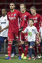 Youssef Toutouh (FC K�benhavn), Nicolai Boilesen (FC K�benhavn)