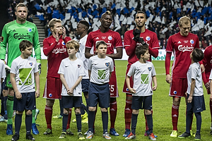 Stephan Andersen (FC K�benhavn), Tom H�gli (FC K�benhavn), Aboubakar Keita (FC K�benhavn), Youssef Toutouh (FC K�benhavn)