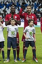 Aboubakar Keita (FC K�benhavn), Youssef Toutouh (FC K�benhavn)