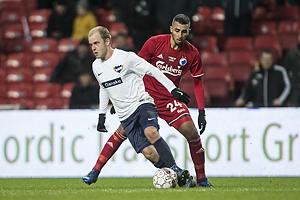 Uidentificeret person (B93), Youssef Toutouh (FC K�benhavn)