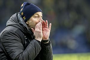 Kasper Hjulmand (FC Nordsj�lland)