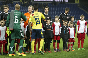 Adam Larsen Kwarasey (Br�ndby IF), Christian N�rgaard, anf�rer (Br�ndby IF)