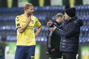 Paulus Arajuuri (Br�ndby IF), Alexander Zorniger, cheftr�ner (Br�ndby IF)
