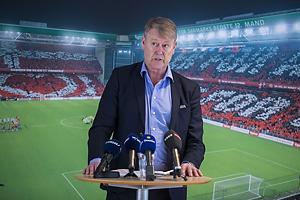 �ge Hareide, cheftr�ner (Danmark)