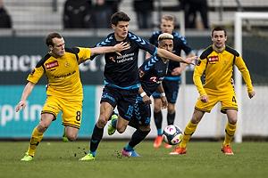 Christian N�rgaard (Br�ndby IF), Mikkel Jespersen (AC Horsens)