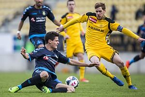 Christian N�rgaard (Br�ndby IF), Mathias Nielsen (AC Horsens)