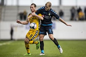 Mikkel Jespersen (AC Horsens), Teemu Pukki (Br�ndby IF)
