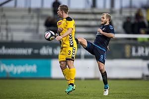 Martin Albrechtsen (AC Horsens), Teemu Pukki (Br�ndby IF)