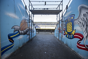Sydsiden - Br�ndby Stadion