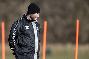 Martin Retov, assistenttr�ner (Br�ndby IF)