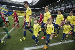 Benedikt R�cker (Br�ndby IF), Hj�rtur Hermannsson (Br�ndby IF)