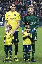 Benedikt R�cker (Br�ndby IF), Frederik R�nnow (Br�ndby IF)