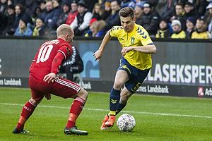 Mikkel Rygaard (Lyngby BK), Gregor Siko�ek (Br�ndby IF)