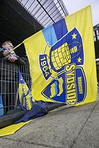 25 �rs jubil�umsflag for sydsiden
