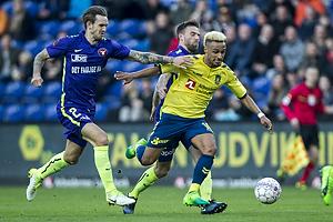 Kian Hansen (FC Midtjylland), Hany Mukhtar (Br�ndby IF)
